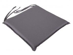Μαξιλάρι Καρέκλας Με Φερμουάρ Be Comfy D.Grey 031