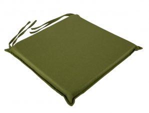 Μαξιλάρι Καρέκλας Με Φερμουάρ Be Comfy Green 030