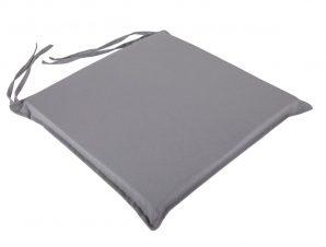 Μαξιλάρι Καρέκλας Με Φερμουάρ Be Comfy L.Grey 032