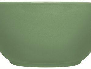 Μπολ Σαλάτας Hitit Κεραμικό 24cm Πράσινo Happy Ware