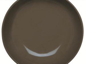 Μπολ Σαλάτας 20cm Κεραμικό Καφέ Happy Ware Kera