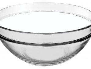Μπολ Γυάλινο Σερβιρίσματος – Ανάμιξης Chef 26cm Pasabahce