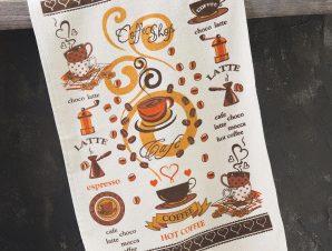 Πετσέτα Κουζίνας Rythmos CoffeeShop