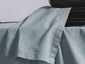 Πετσέτα Φαγητού Nef-Nef Cotton-Linen 50×50 Aqua