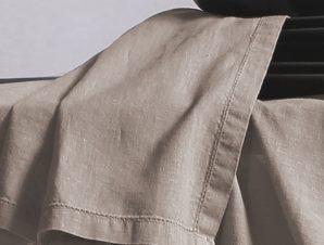 Πετσέτα Φαγητού Nef-Nef Cotton-Linen Beige