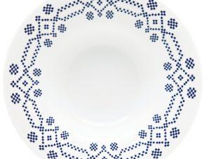 Πιάτο Βαθύ Σετ 6Τμχ Kythera 22,5 cm Ionia