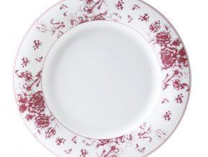 Πιάτο Ρηχό Λουλούδι Σετ 6Τμχ Εξοχή 27cm Ionia
