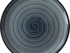 Πιάτο Ρηχό Πορσελάνης Porline Blue 27cm Porline Porselen