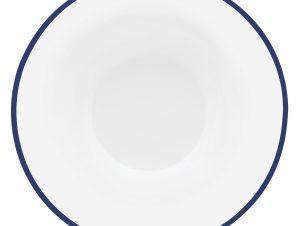 Πιάτο Ρηχό Πορσελάνης Σετ 6Τμχ Mediterraneo 27cm Ionia