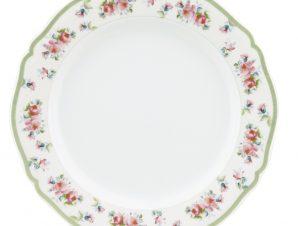 Πιάτο Ρηχό Στρογγυλό Σετ 6Τμχ Romantica 26,6cm Ionia
