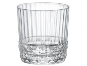 Ποτήρι Κρασιού America '20s Διάφανο 300ml Bormioli Rocco
