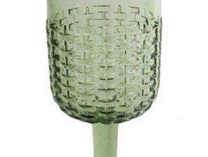 Ποτήρι Κρασιού Σετ 6τμχ. Rattan Green 250ml Marva Home