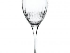Ποτήρι Κόκκινου Κρασιού Κρυστάλλινο Diamante Σετ 4τμχ. Luigi Bormioli 520ml