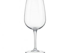 Ποτήρι Κόκκινου Κρασιού Spazio Σετ 6 Τμχ 500ml Bormioli Rocco