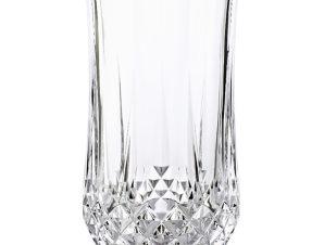 Ποτήρι Νερού- Αναψυκτικού Ανάγλυφο Σετ 6τμx. 325ml