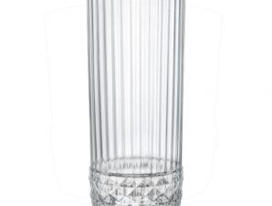 Ποτήρι Νερού America ΄20s Διάφανο Bormioli Rocco 400ml