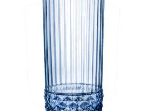 Ποτήρι Νερού America '20s Sapphire Blue 490ml Bormioli