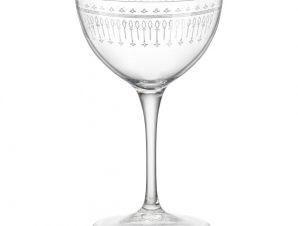 Ποτήρι Martini Bartender Novec Bormioli Rocco 230ml
