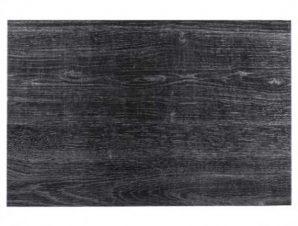 Σουπλά Πλαστικό Authentic Ebony Black Marva Home