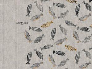 Σουπλά Saint Clair 3041 Natural 45×33