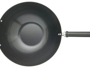 Τηγάνι Wok 35,5cm Kitchencraft