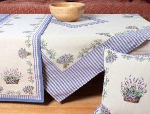 Τραπεζομάντηλο (140×140) Silk Fashion 14253