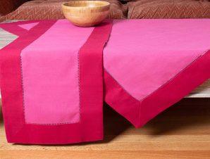 Τραπεζομάντηλο (140×140) Silk Fashion BG17-10