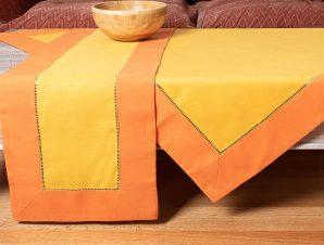 Τραπεζομάντηλο (140×140) Silk Fashion BG17-12