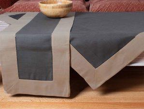 Τραπεζομάντηλο (140×140) Silk Fashion BG17-3