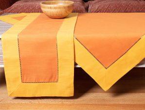 Τραπεζομάντηλο (140×180) Silk Fashion BG17-11