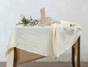 Τραπεζομάντηλο (150×250) Nima Dining Linho Beige