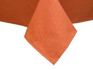Τραπεζομάντηλο Sunshine Home Nico 67 Orange 140×140