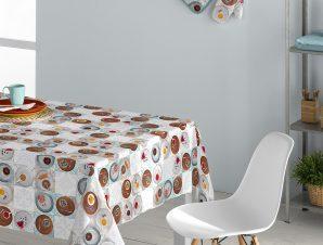 Τραπεζομαντηλο Εμπριμέ Sb Home Mosaic 140×180