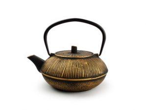 Τσαγιέρα Από Μαντέμι My Tea Black 800ml Salt & Pepper