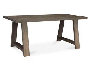 Τραπέζι Delta Sonoma Dark 180x85x75cm 02-0279