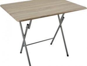 Τραπέζι Πτυσσόμενο 774340 80x50x70 Oak Ankor