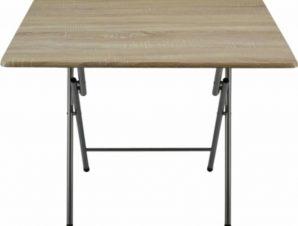 Τραπέζι Πτυσσόμενο 781676 70x70x71 Oak Ankor