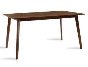 Τραπέζι Benson 097-000005 150x90x75cm Walnut