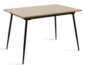 Τραπέζι Shazam Επεκτεινόμενο 096-000001 120-160x80x76cm Sonoma