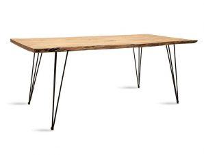 Τραπέζι Rich 113-000002 200x93x79cm Walnut