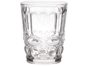 S/6 Ποτήρι Ουίσκι Διαφανο 210cc Δ8X10