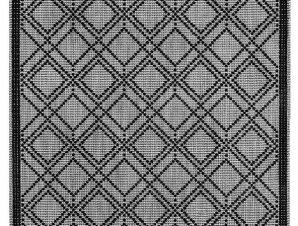 Χαλί Διαδρόμου 78X150 New Plan Zenith 75535Α (78×150)