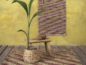 Χαλί Διαδρόμου 60X130 Nima Besida Mustard Beige (60×130)