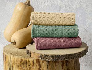 Πετσέτες Κουζίνας (Σετ 3 Τμχ) 50X70 Nima Hazel (50×70)