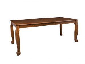 Τραπέζι Deline Light Walnut Ε808,Τ 180x90x74cm
