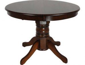 Τραπέζι Nirvana Wallnut Ε7059,2 D. 106 x75cm