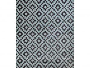 Χαλί Διαδρόμου 67X140 Ezzo All Season Chroma B528Bj8 Light Blue & Dark Grey (67×140)