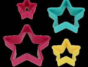 Cut Pat Πλαστικό 4τμχ Αστέρι Metaltex – METALTEX – 16-259120