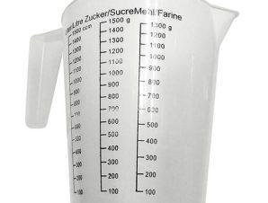 Δοσομετρητής Πλαστικός Με Λαβή – Homie – 80.275