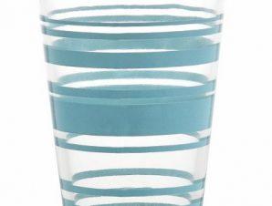 Ποτήρι Νερού Γυάλινο Σετ 6τμχ (Υλικό: Γυαλί) – OEM – 4-SOG2BL